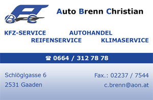 ABC Auto Brenn Christian