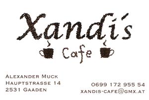 Xandis's Cafe