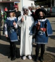 Faschingsumzug in Gaaden 2011-11